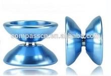 Customized high percision cnc turning yoyo anodize aluminum parts& OEM design anodized aluminum yoyo ball