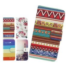 2015 new arrival pu leather case for cherry mobile flare 3 cover