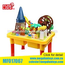New Wholesale Educational Product 54PCS Duplo Building Blocks Toys For Kids