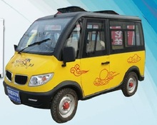 pick up comfortable for passenger four wheel mini automobiles