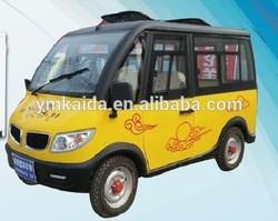 pick up comfortable for passenger four wheel mini automobiles