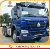 30 ton Howo & Howo a7 tractor truck