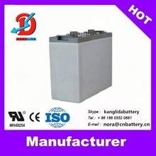 2v rechargeable battery 1000ah 1500ah 800ah 600ah for solar ups system design