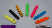 Sex toy for women CE mark Strong vibrating 10 speeds powerful sharp shaped women mat mini bullet vibrator