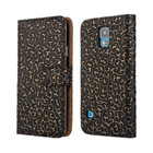For Samsung Galaxy S5 Flip Leather Stand Smart Case with Card Slot Cover 01