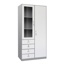 Alibaba China Free Standing Stainless Tall Thin Storage Cabinet