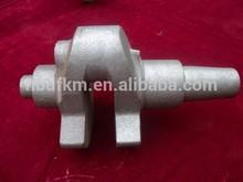 Hydraulic press machine cast iron parts