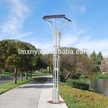 Decorative landscape solar garden light