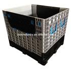 1200x1000x1000mm foldable plastic pallet box