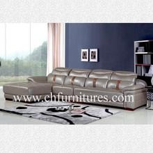modular modern sofa leather,modern sofa image,modern italian leather sofa model YCF-52