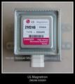 Lg magnetron, coréia do sul importados, 2m246,1100w