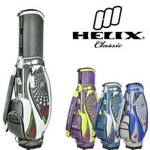 PU golf bag made by PU leather