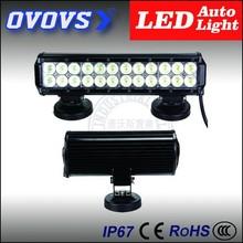 OVOVS 24v 4x4 72w led light bar hot sxs led light bars with CE, ROHS, IP67