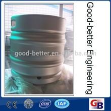 Hot selling European standard stainless steel 30L beer keg manufacturers