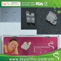 dental supplies ceramic braces teeth braces for sale