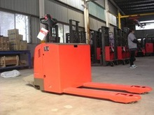 2015 3.0 t electric Pallet Trucks for sale/ 3tons electric pallet truck