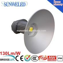 Maximum Light Output led high bay manufacturer 50W 80w 100w 120w 150w 200w CE IES File