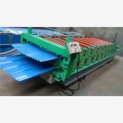 Cheap zinc sheet roofing making machine zinc rolled steel machine
