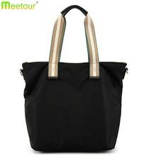 2015 fashion nylon tote bag women nylon shopping tote bag casual nylon tote bag