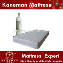Cheap quality single spring bund bed mattress