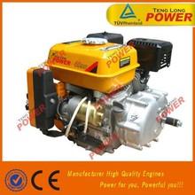 hot sale 7.0hp mini ohv type gasoline fuel centrifugal clutch engine 170f