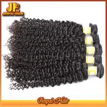 JP Luxury Hair 2015 Unprocessed Cheap Virgin Good Quality Cambodian Hair Burgundy Curly
