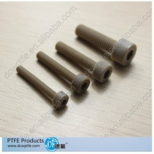 Low tolerance machined PEEK screws tailor made