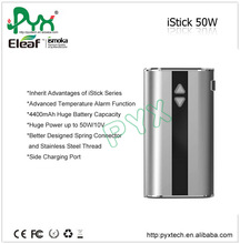 Design exclusivo atacado China ismoka eleaf istick 50 w ismoka eleaf gotejamento kit