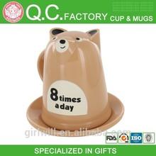 Plastic bath mug,tea cup and saucer stands,plastic beer cup