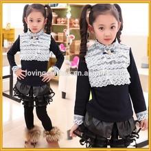 Children Wear Cute Girl Fashion T-Shirt Wholesale Cotton T-shirt Baby Girl T-shirt