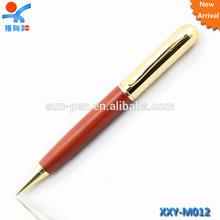 new design wooden advertising ballpoint pen / promotional wood pen / promotional pen