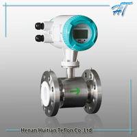4-20mA smart ISO9001 digital total Flow meter