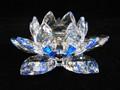 De promoción de cristal brillante de flor de loto mh-h0097