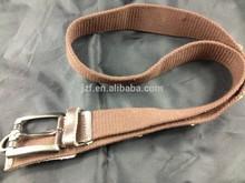 2015 wholesale canvas belt for men leather belt