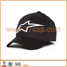Custom promotion gift flex fit baseball hat
