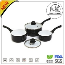 As Seen on TV / Hot sales Ceramic Cookware Set