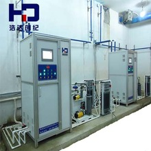 Electrode Chlorination disinfection system for water purification