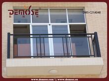 guangzhou aluminium profile glass fence supplier