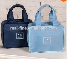 HOT 2015 New Korean Version Of The Multi-Purpose Travel Pouch Underwear Storage Bag Bra Cosmetic Bags Women Makeup Bag