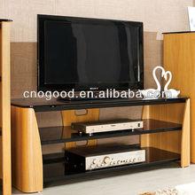 European antique wooden style tv stand design