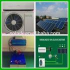 Solar air conditioner system/ solar dc air conditioner 18000BTU