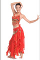 hot vente professionnelle costumes de danse du ventre égyptienne