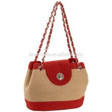 fashion new women straw bag