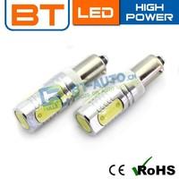 2015 New Quality Products Reverse Light 12v 6W 7.5W 9-30V T10 BA9S 24v Turn Signal Light Led Light Bulb For Cars