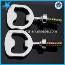 High quality polished alloy bottle opener
