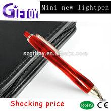 novelty ballpoint pen led flashing pen