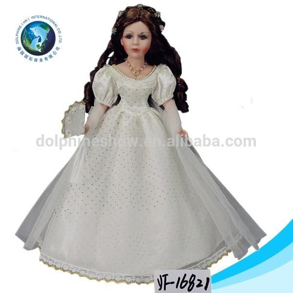 Manufacturer Beautiful Bride Doll 45