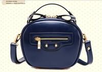 Promotion apple shape magnigicent messenger professional design handbag/ shoulder bag