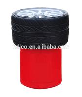 China manufacturer mini tire-shaped electrical car air freshener