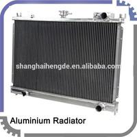 High performance FORNISSAN Pintara/Skyline R31 86-93 RB20/RB20DET MT cooling radiator parts